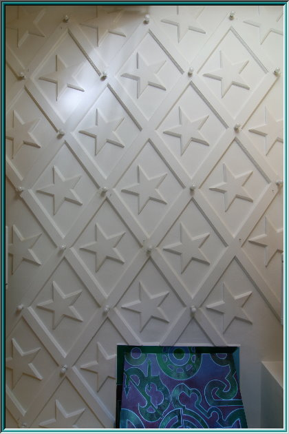 alabaster diamond plaster, Coffered ceiling, coffered ceiling ornament, ceiling panel, Vertical decor, craft