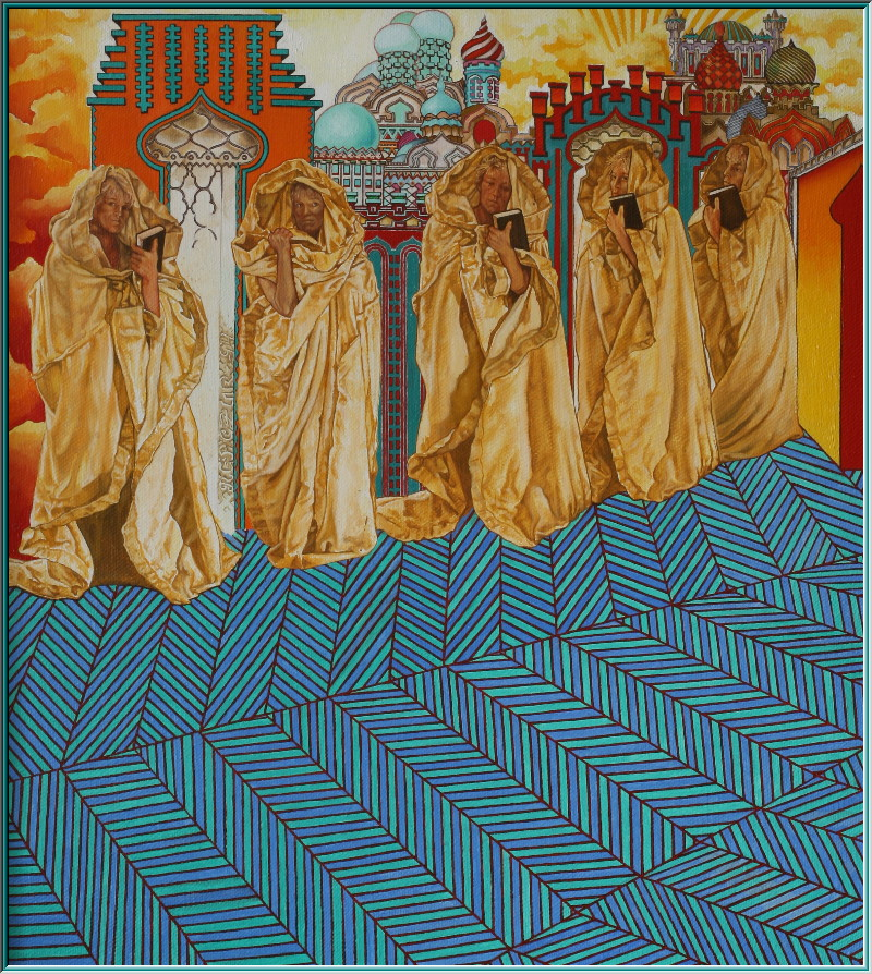The School of Athens Raphael, Atlantis, earthquakes, Troy, Poseidon, Oasis, crescent moon, oil paintings